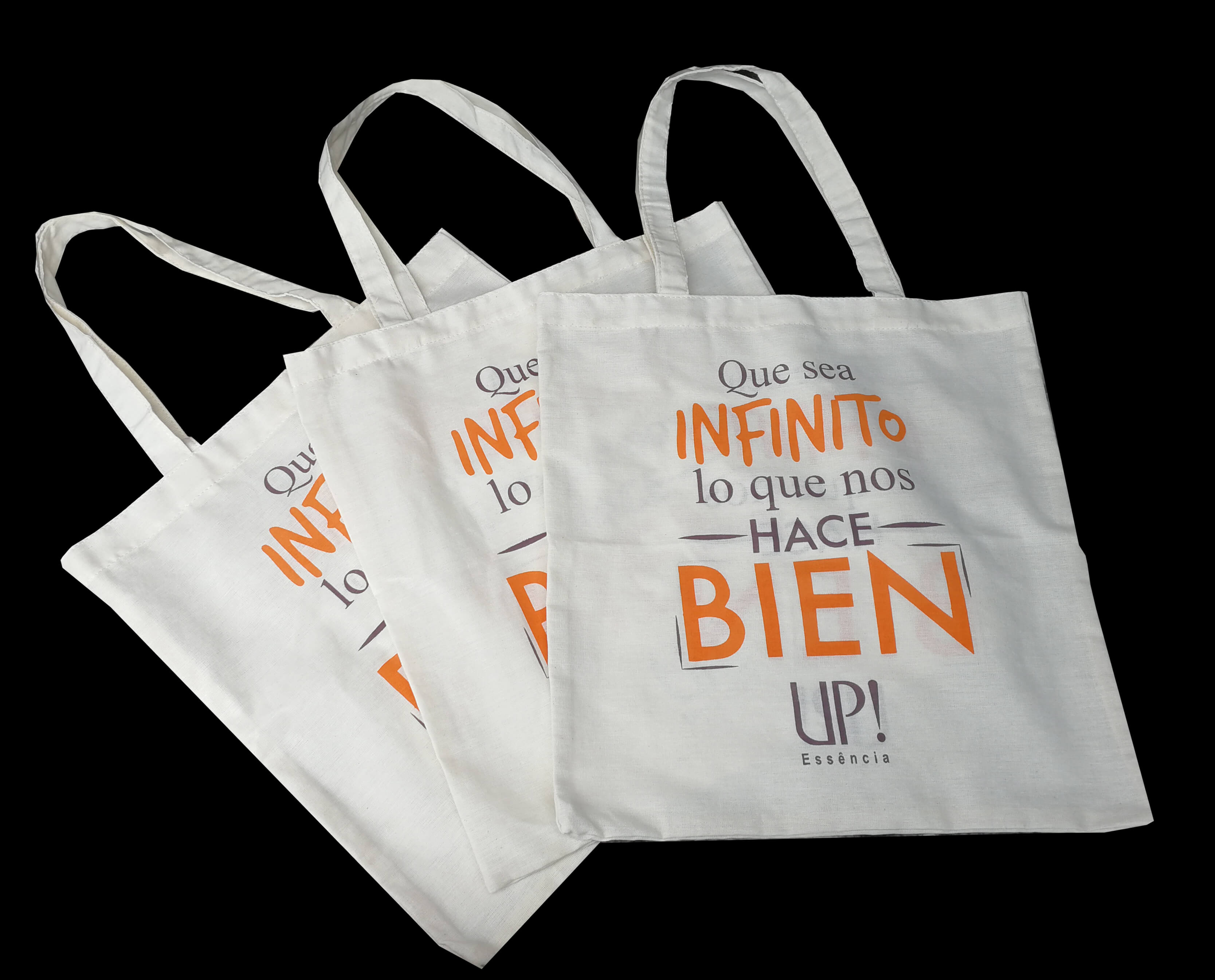 0fc51fab8 BOLSAS ECOLÓGICAS – UP! ESENCIA – F5 – Marketing y Publicidad